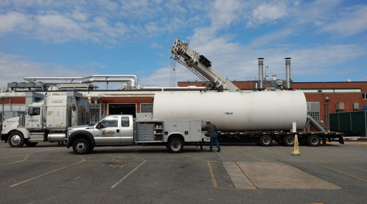 EQUIPMENT RIGGING AND REMOVAL SERVICES – FORMER COLGATE FACILITY AUCTION