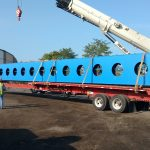 Industrial Machinery Movers - Properly Transporting Oversize Loads